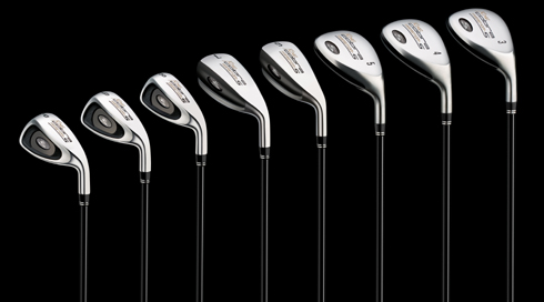 Cobra Transition-S Irons