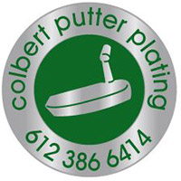 Colbert Putter Plating Logo