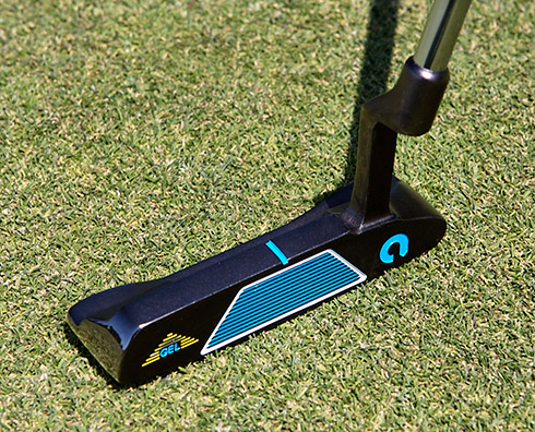 Gel Ruby Putter Angle
