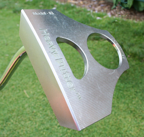 Heavy Putter Sole