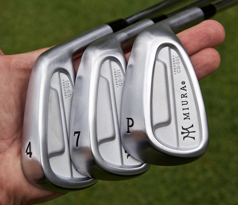 Miura CB-501s Irons Review