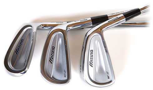 Mizuno MP-57 Irons Back