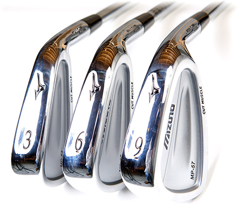 Mizuno MP-57 Irons Sole
