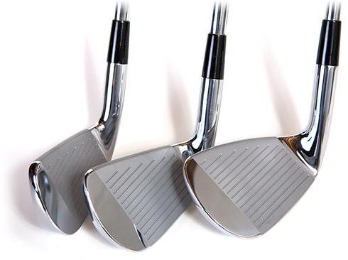 Mizuno MP-57 Irons Toes