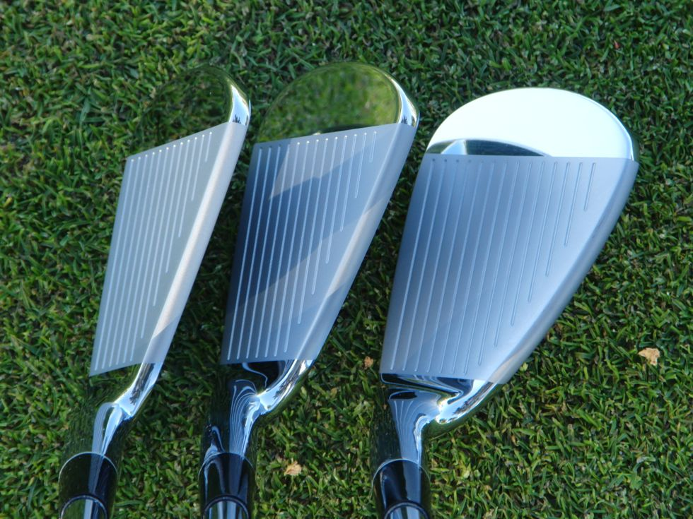Mizuno MP-59 Irons Address