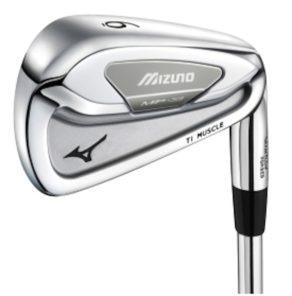 Mizuno Mp-59 Irons Hero 2