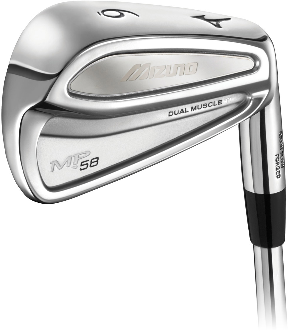 Mizuno MP-58 Forged Iron