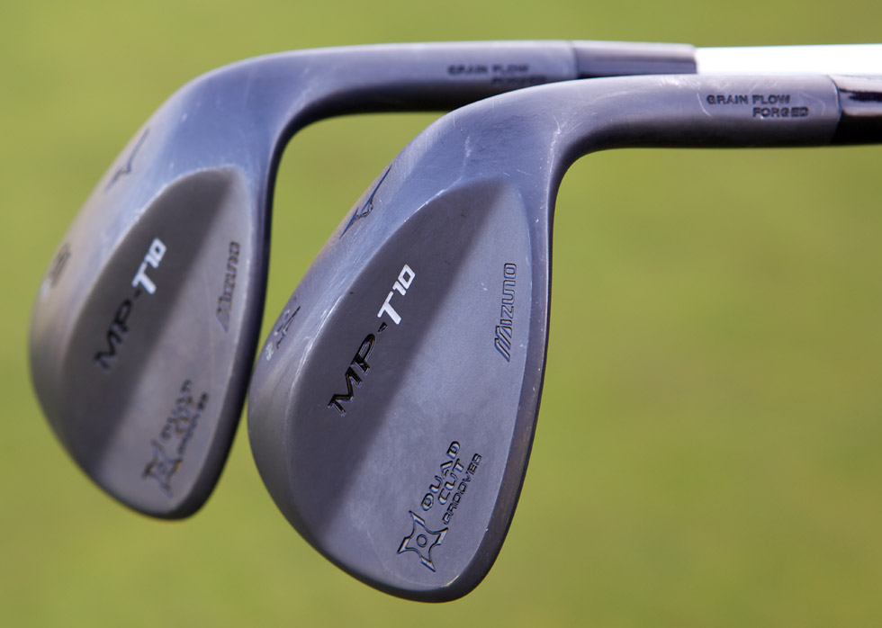 Mizuno MP-T10 Wedge Back