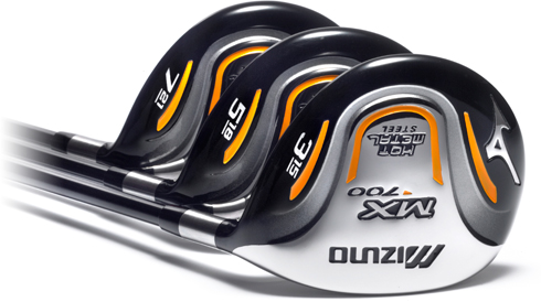Mizuno MX-700 Fairway Wood Lineup