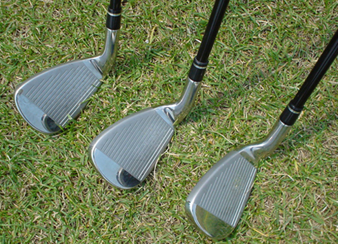 Nickent 3Dx Hybrid Iron 9-Pw