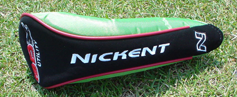 Nickent 3Dx Hybrid Headcover