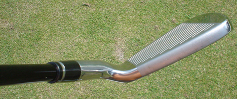 Nickent 3Dx Hybrid Iron-Topline