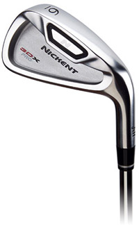 Nickent 3Dx Pro Irons Hero