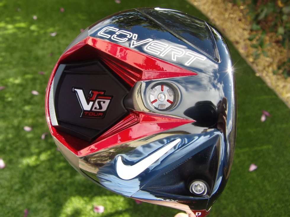 Nike Covert Driver Tour Sole