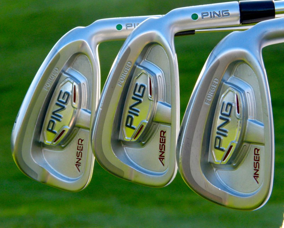 Ping Anser Irons Cavity