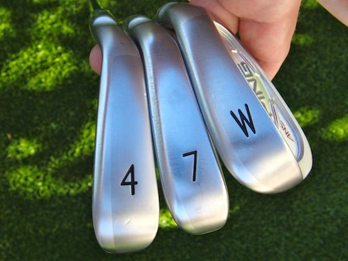 Ping Anser Irons Sole