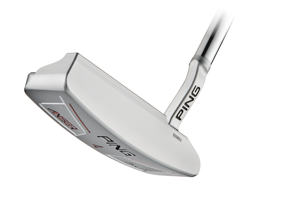 PING Anser Milled 4 - Face View