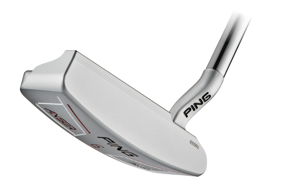 PING Anser Milled 6 - Face View