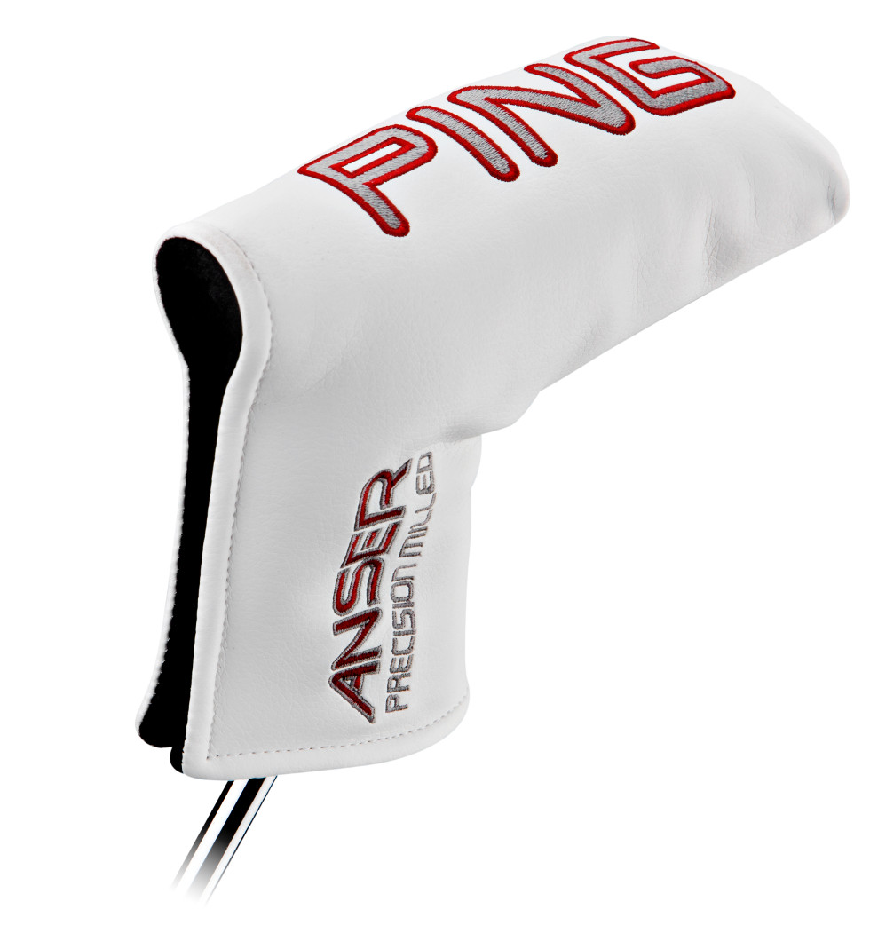 PING Anser Milled Headcover