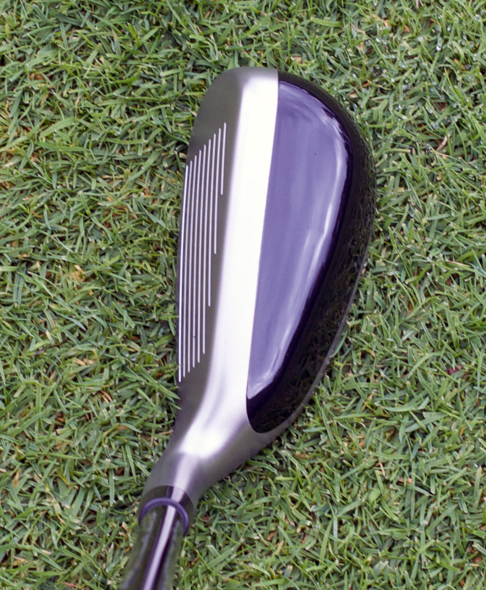 PING G15 Hybrid at Address