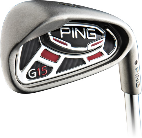 DRIVER FOR DIFFERENCE BETWEEN PING G15 AND I15