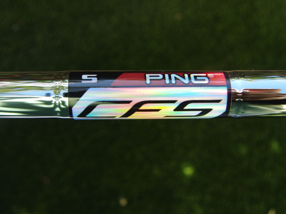 Ping G25 Driver Specs