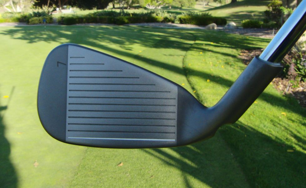 PING G30 Irons 7iron Face
