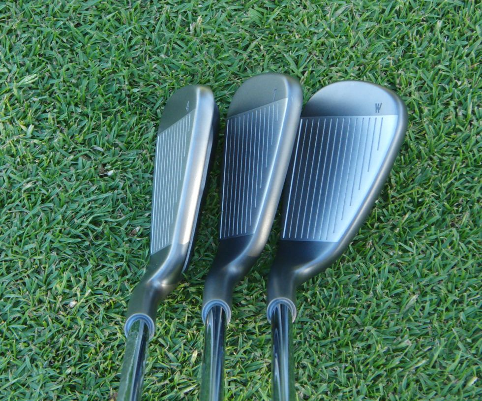 PING G30 Irons Address