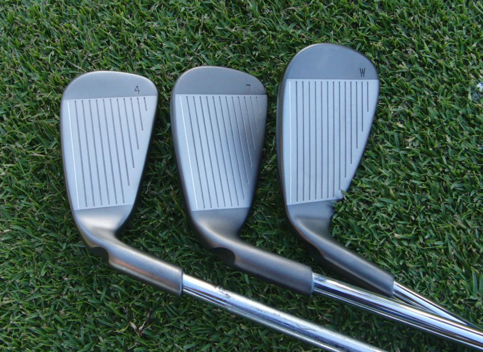PING G30 Irons Face