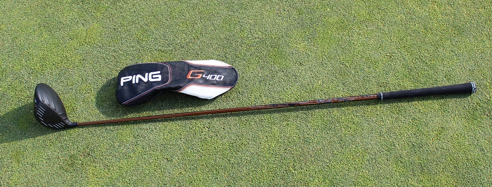 PING G400 Driver Club with Headcover Alt
