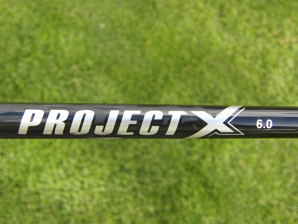 PING i20 Driver Shaft