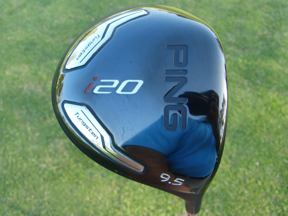 PING i20 Driver Sole