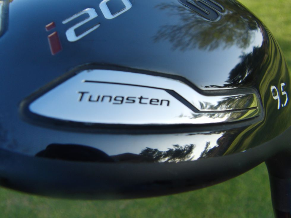 PING i20 Driver Tungsten