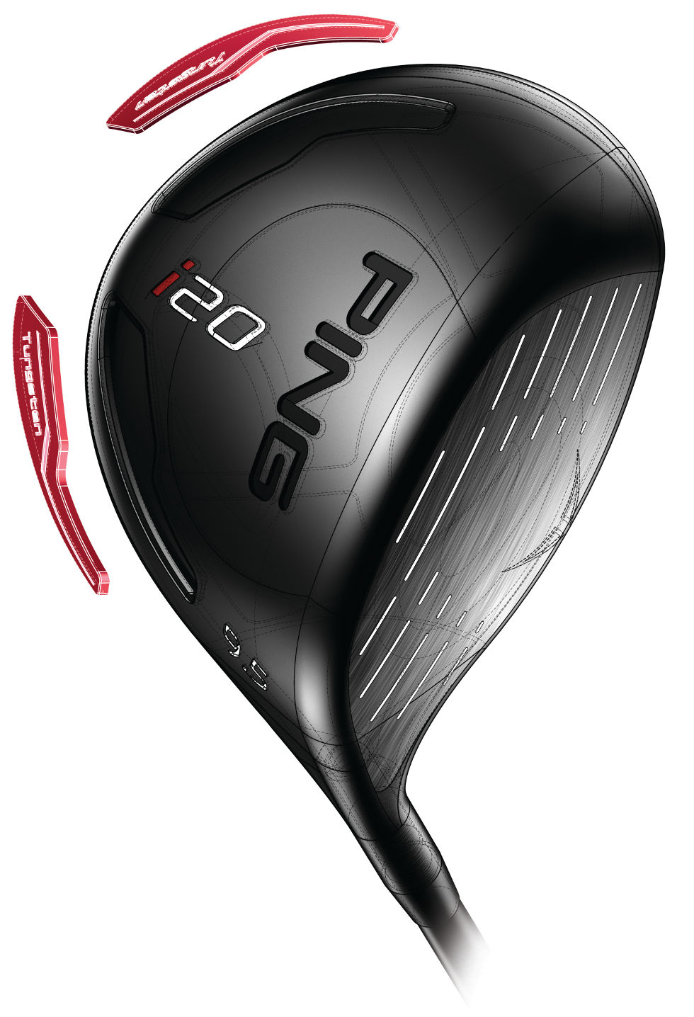 PING i20 Tungsten Weighting