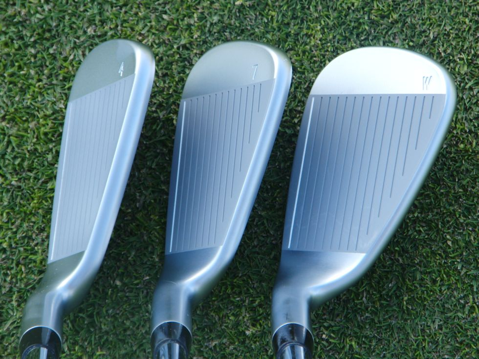 PING i20 Irons Address