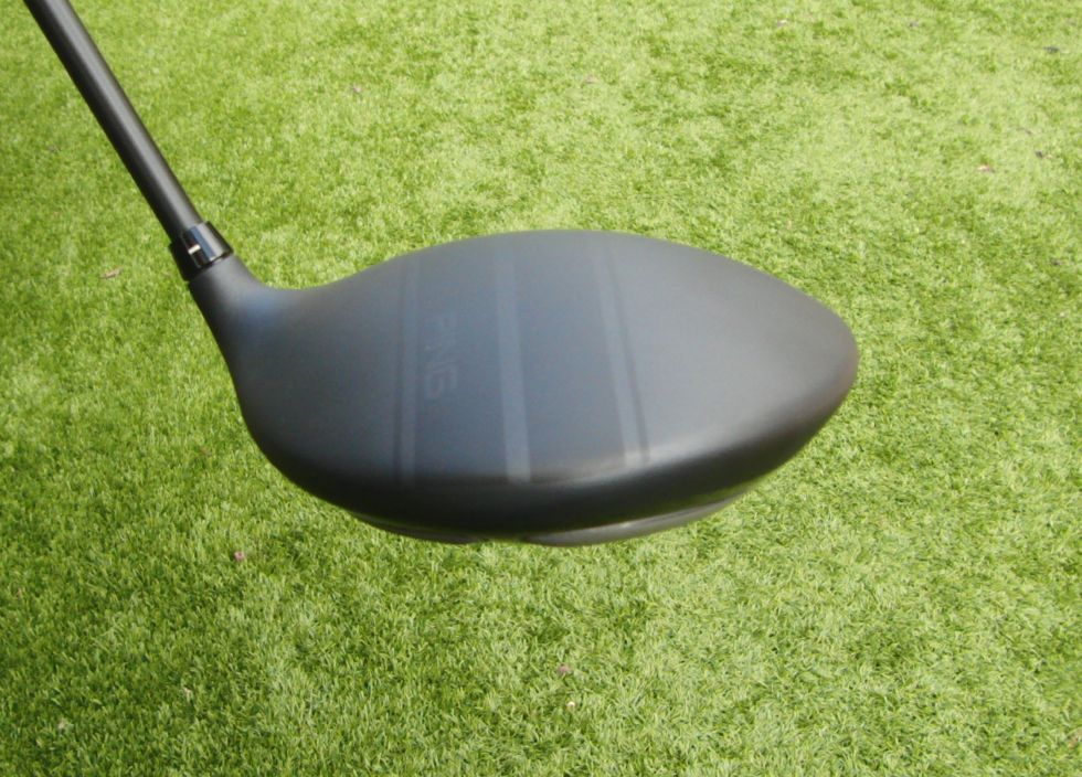 PING i25 Driver Back