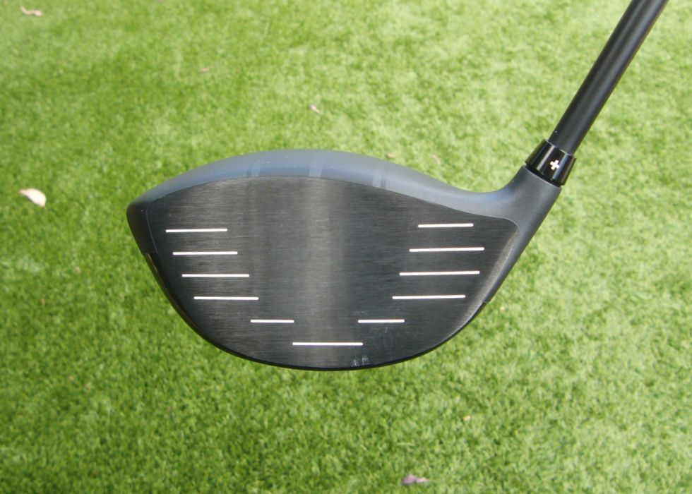 PING i25 Driver Face
