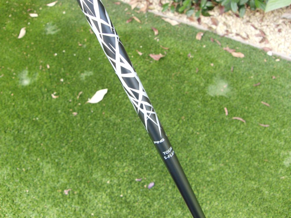 PING i25 Driver Shaft