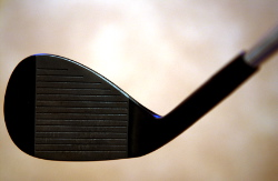 Scratch Wedge Clubface
