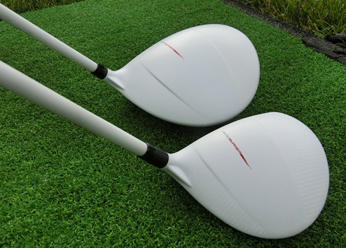 Taylormade Aeroburner Driver And 3 Wood Review Clubs Hot