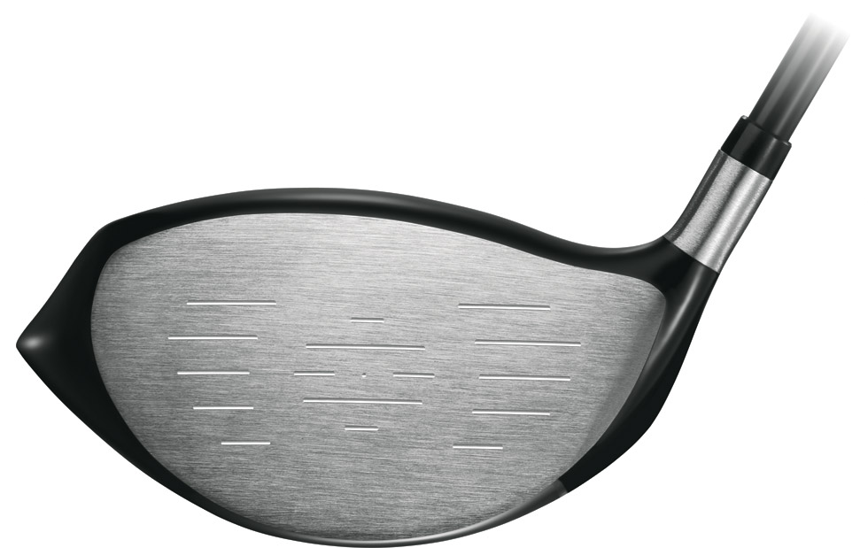 TaylorMade Burner SuperFast Face