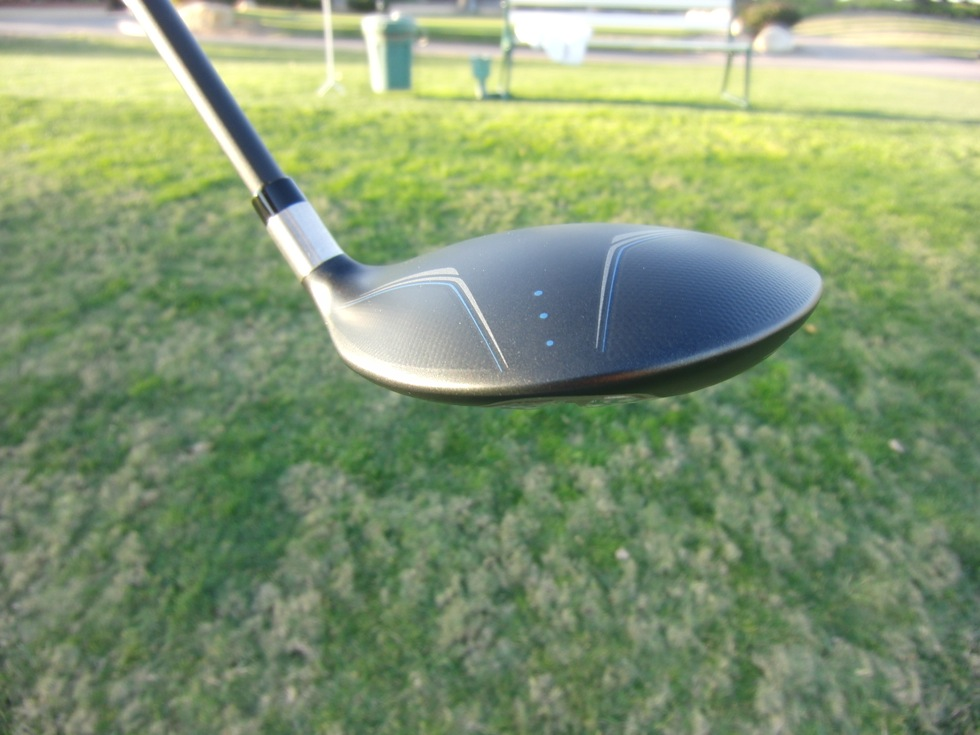 TaylorMade JetSpeed Fairway Back
