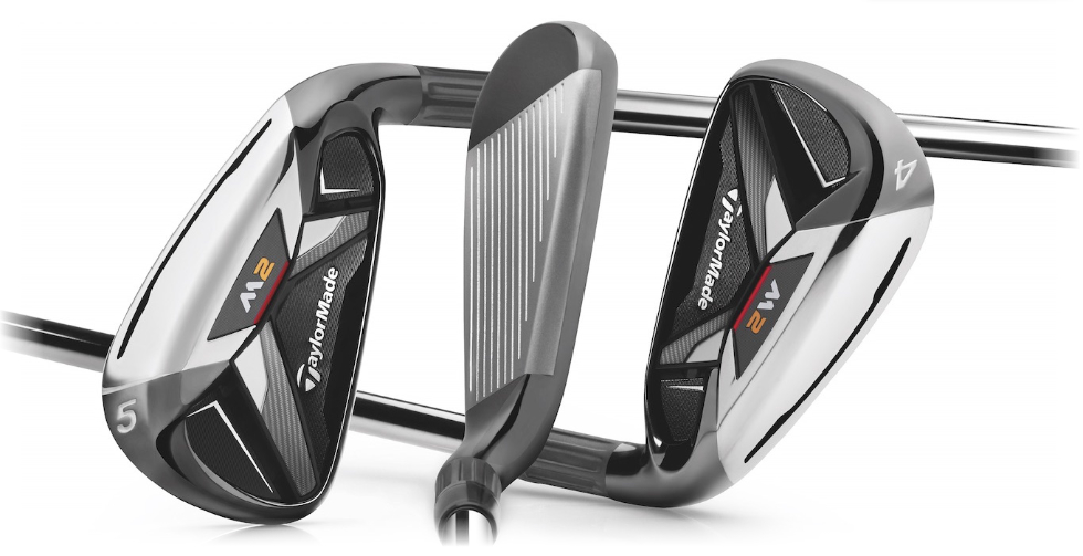 TaylorMade M2 Irons - Group