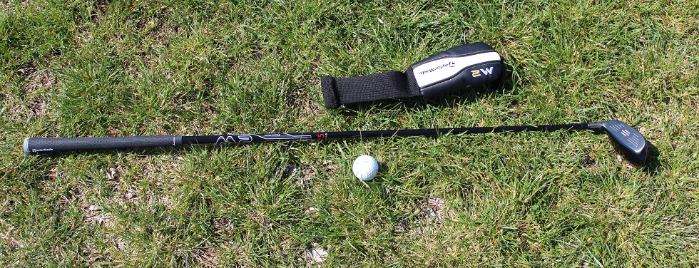TaylorMade M2 Rescue with Headcover