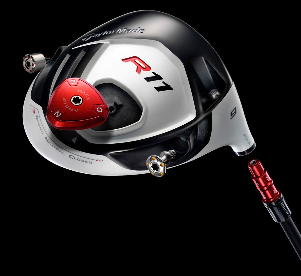 TaylorMade R11 Driver - Exploded View