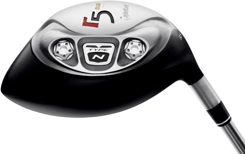 TaylorMade R5 Back