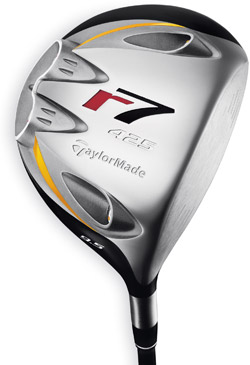 Taylormade R7 425 Sole