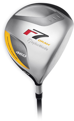 Taylormade R7 Draw Driver Hero