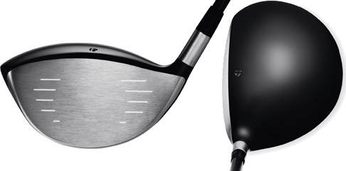 Taylormade R7 Face Address