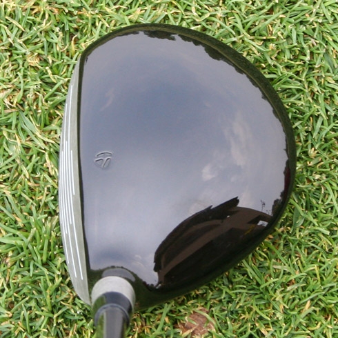 Taylormade R7 Fairway Address